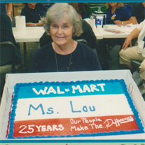 """Ms. Rosa """"Lou"""" Wainwright"""