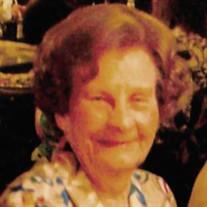 Mrs. Johnnie Hyman, age 90 of Bolivar, Tennessee