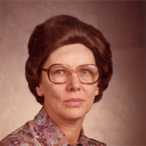 Mary Elizabeth (Bowden) Berry