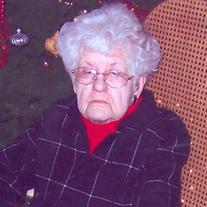 Mrs. Ruth Ellen Bundrick Stockton