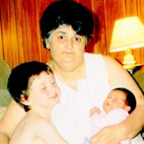 Peggy Lou Hicks Webb