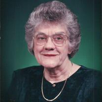 Selma Irene Bradley