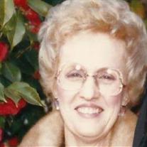 Mrs. Edna Lee Crawford Nichols