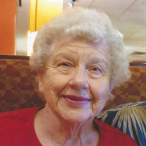 Mrs. Shirley Jean Stout