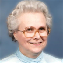 Charlotte Bernice Schulz