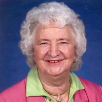 Mary  Frances Crawford