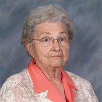 Marie Jeanette Robertson