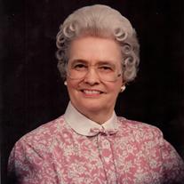 Thelma Grace James Edwards