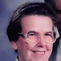 Ruth M. Lefever