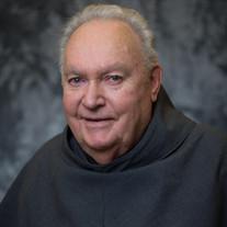 Father Sam Zebron, OFM Conv.