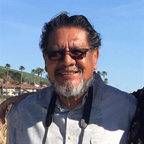 "Julio ""Pancho"" Carrillo Jr."