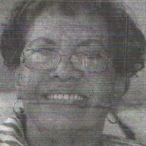 Mrs. Marjorie Pettiford Bullock
