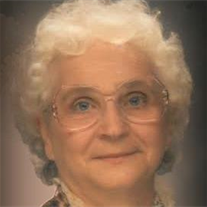 Dorothy Esther Johnson