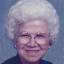 Pearl McDaniel Mancil