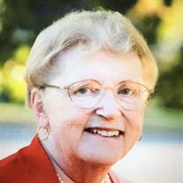 LTC (Ret.) Jean Elizabeth Hammond