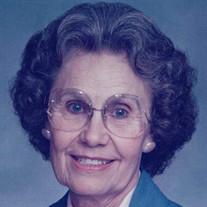 Mrs. Melba Welch