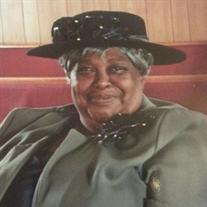 Mrs. Jackie Leola McDuffie