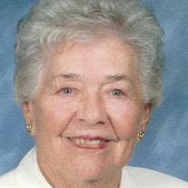 Mrs. Mary Doris Lee