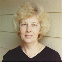 "Mrs. Peggy Maxine ""Mac Mac"" Barber"