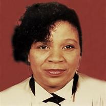 """Mrs. Namuli """"Ginny"""" Kizitox (Lawson) Adams"""