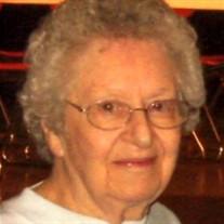 Gloria E (Snyder) Applegate
