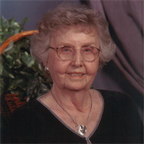 Marion Hudlow Garrison