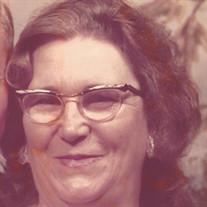 Jessie Wylene Hall