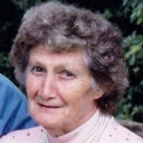 Mrs. Dorothy Lee Turfle