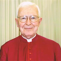 Msgr.Richard von Phul Mouton