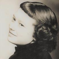 Bette  Darla  (Hall) Ogden