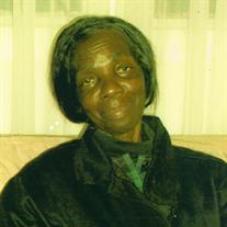 Mrs Susie M Coaxum