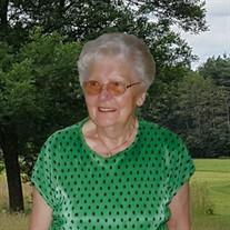 Mrs. Margaret Fröese