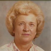 Marie Griffin Black Cochran