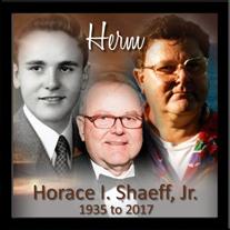 "Horace I. ""Herm"" Shaeff Jr."