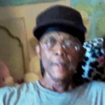 """Mr. Willie """"Pops"""" Louis Gordon"""
