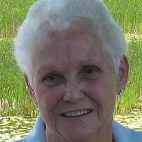 """Mrs. Elizabeth  Ann """"Betty"""" Ouellette"""