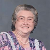 Geraldine Faye Strong