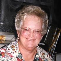 Frances Elaine Wilson