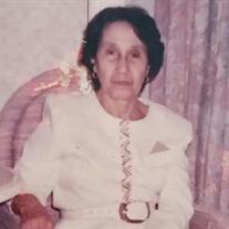 Mrs. Juana Escobar