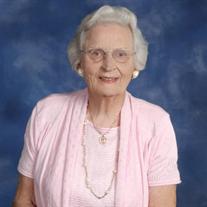 "Mrs. Madeleine ""Madge"" L. Jeter"