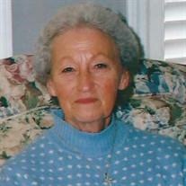 Mrs. Doris Sprinkle Thompson Turner