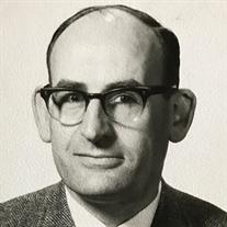 Cecil John Mole