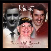 Robert W. Bonetz