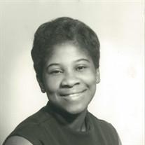 Mrs. Jacqueline Brown