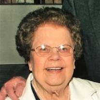 Geraldine June Foster