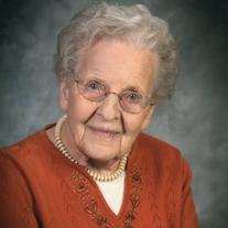 Clara Linea Spry (nee Arvidson)