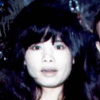 """Tsuruko """"Sue""""  Geisler"""