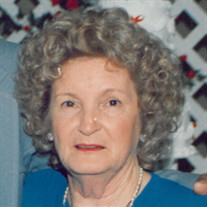 "Ella Hortense ""Maw-Maw Tensie"" Courtney"