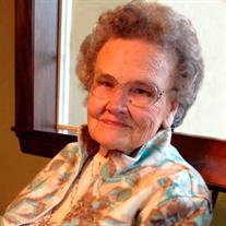 Evelyn Wood Randle