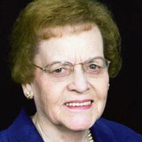 Shirley Waterman Tanner